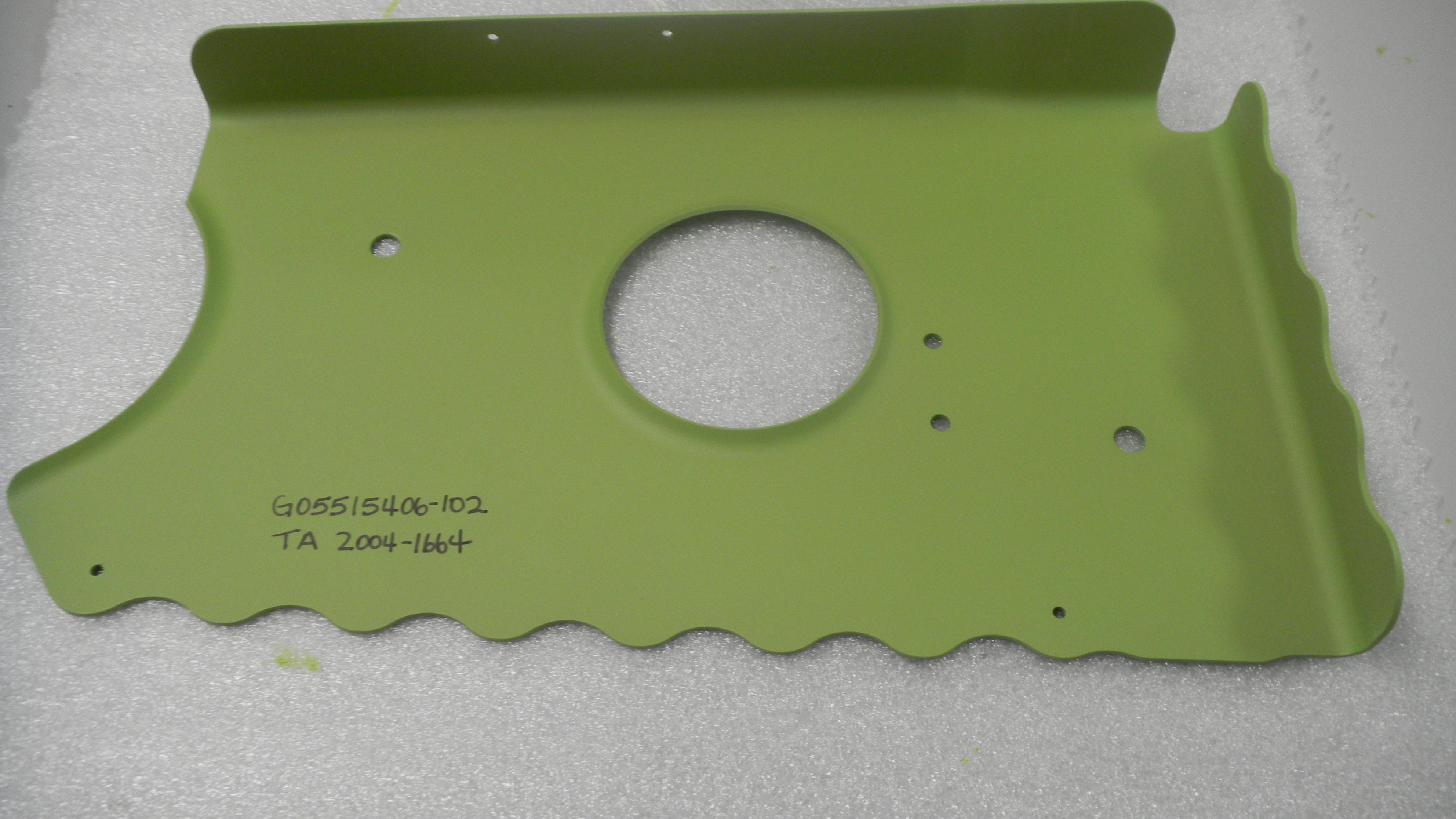 Trinity Aerocanada Hydro Formed Sheet Metal Parts
